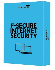 F-Secure Internet Security 2016 5PC 1ROK ESD