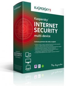 Kaspersky Internet Security 2015 multi-device 5PC 2lata