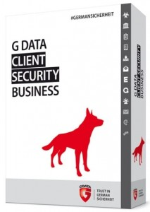 G Data ClientSecurity Business 5PC 2lata